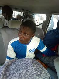 badoo bureau badoo cult members arrested by opc in ibeju lekki lagos during