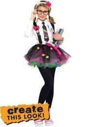 Kids Nerd Halloween Costume Ella Ella12613