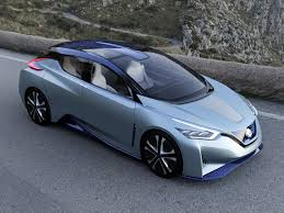 nissan leaf miles per charge nissan ids concept foreshadows 60 kwh next generation leaf