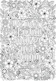 design coloring pages pdf happy coloring pages printable do more of what makes you happy