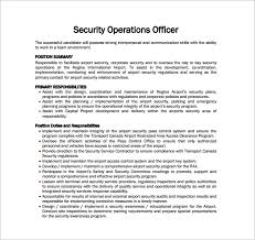 Responsibility Resume Security Officer Duties And Responsibilities Security Training