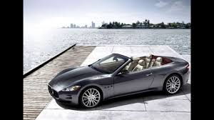 maserati convertible 2018 the 2018 maserati new granturismo convertible youtube