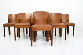 Italian Leather Dining Chairs Modern Leather Dining Chairs