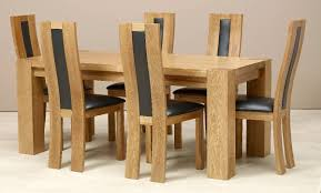 extendable dining table plans stunning solid oak extending dining table and 6 chairs about