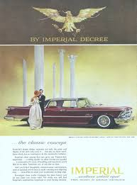 chrysler imperial concept chrysler imperial advertisement gallery