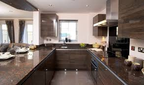 Out Kitchen Designs by Kitchen Design Grey Block Paving Floor U Shaped Kitchen Remodel