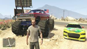 online monster truck racing games gta 5 stock car races and cheval marshall unlock and location