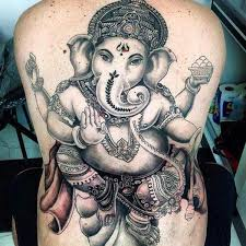 ganesha tattoo tattoos art ideas