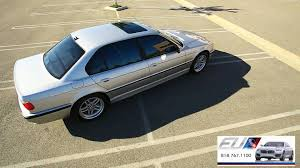 2001 bmw 740il review 2001 bmw 740il 740 il sport package nr widescreen navigation eu