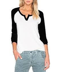 sarin mathews women u0027s casual round neck loose fit short sleeve t