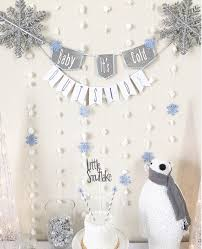 baby its cold outside banner winter baby shower winter