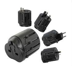 travel plug adapter images Australian usa uk european plug electrical power worldwide multi jpg