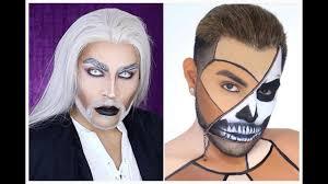 halloween makeup tutorials compilation youtube