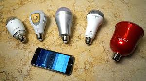 in light bulbs these smart light bulbs play music boost your wi fi signal and