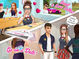 hannah u0027s high crush first date charms android apps on