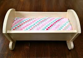 Free Woodworking Plans For Baby Cradle by Ana White Vintage Doll Cradle Diy Projects