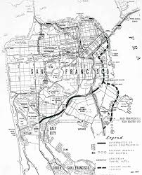 Muni San Francisco Map by The Panhandle Freeway And The Revolt That Saved The Park Hoodline