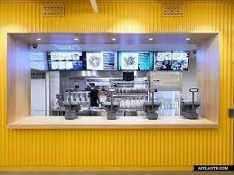 Best Modern Fast Food Restaurant Interior Decor Images On - Fast food interior design ideas