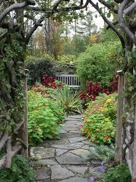 cottage style backyards cottage style garden houzz