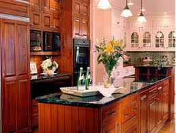 Rustic Pine Kitchen Cabinets by How To Select Knotty Pine Kitchen Cabinets Cabinets And Vanities