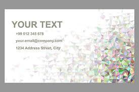 Business Card Template Jpg 50x2 Mosaic Design Business Card Templa Design Bundles