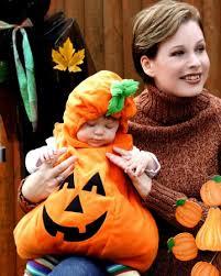 Baby Halloween Costumes Pumpkin Mommy Baby Halloween Costumes