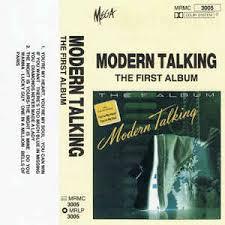 talking photo album modern talking the album cassette album at discogs