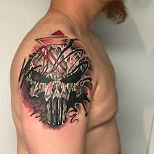 punisher tattoos designs ideas and meaning tattoos for you