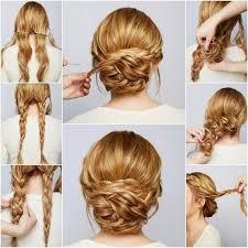 chignon mariage facile a faire coiffure simple mariage coiffure de mariage 2016 jeux coiffure