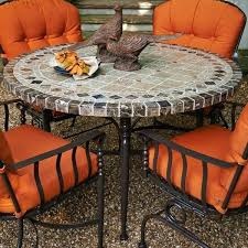 tile top patio table and chairs stone top patio table stone patio table sets inspirational elegant