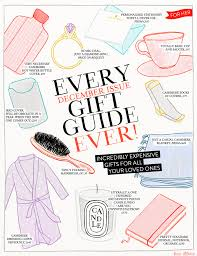 every december issue gift guide kris atomic