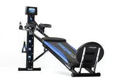 Workout Bench Modells Weight Training Is All Smiles And Laughs Until You Throw Out Your