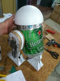 r2 d2 keg mod tutorial just reinvented the party
