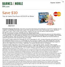 Barnes And Nobles Coupon Barnes U0026 Noble Coupons October 2017 2017 Coupons Printable