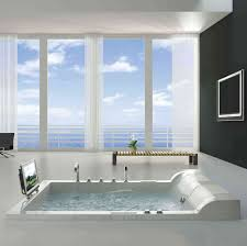Home Design Software Ebay by Bahtroom Cozy Bathtub Under Window And Big Candles On Edge Plus