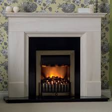 stunning dimplex antique brass electric fire affordable prices