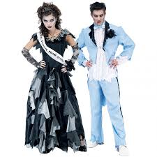 halloween costume robber zombie prom king and queen halloween costumes