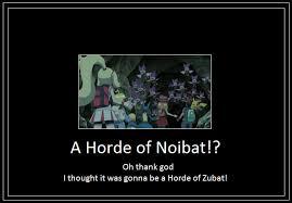 Zubat Meme - horde meme by 42dannybob on deviantart