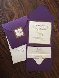 Invitation Pocket Pocket Wedding Invitations U2013 Erickson Design