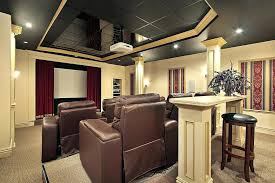 simple home theater design concepts simple home theater design concepts umdesign info