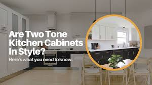 are two tone kitchen cabinets in style 2020 9 inspiring two tone kitchen cabinet ideas woodworker access