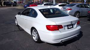 bmw 2011 coupe 2011 bmw 335i coupe walkaround start up tour and overview