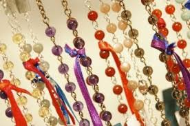 diy rosary diy display stand for rosary jewelry journal