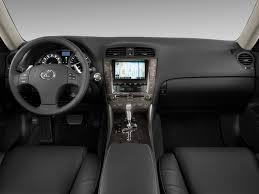 lexus sport car 4 door image 2009 lexus is 250 4 door sport sedan auto rwd dashboard