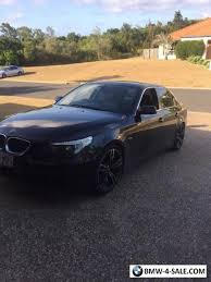 bmw 525i sport for sale bmw 5 series for sale in australia