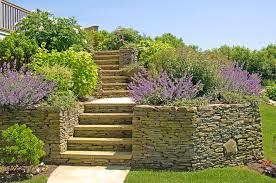 Best Cottage Designs Cottage Garden Photos Hgtv Stone Walkway Beside Flower Bed Loversiq