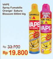 Obat Nyamuk Vape promo harga obat nyamuk spray terbaru katalog indomaret hemat id