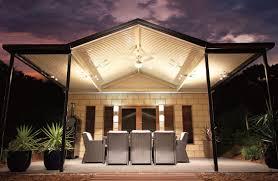 Patio Lighting Perth Gable Patios Perth Gable Patio Designs Perth Wa