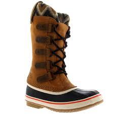 womens winter boots in canada womens sorel joan of arctic knit ii waterproof winter warm