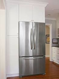 Kitchen Pantry Cabinet Dimensions Best 25 Cabinet Depth Refrigerator Ideas On Pinterest Built In